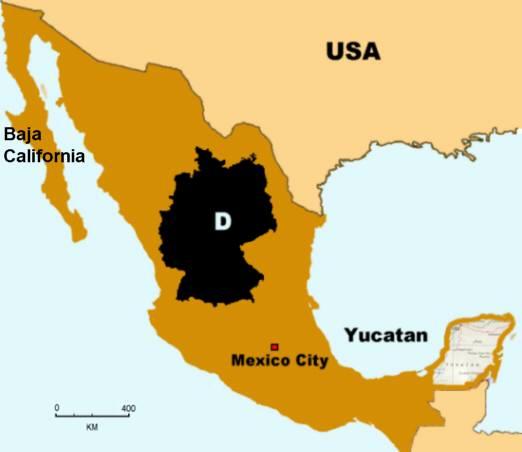 Deutschland Mexiko