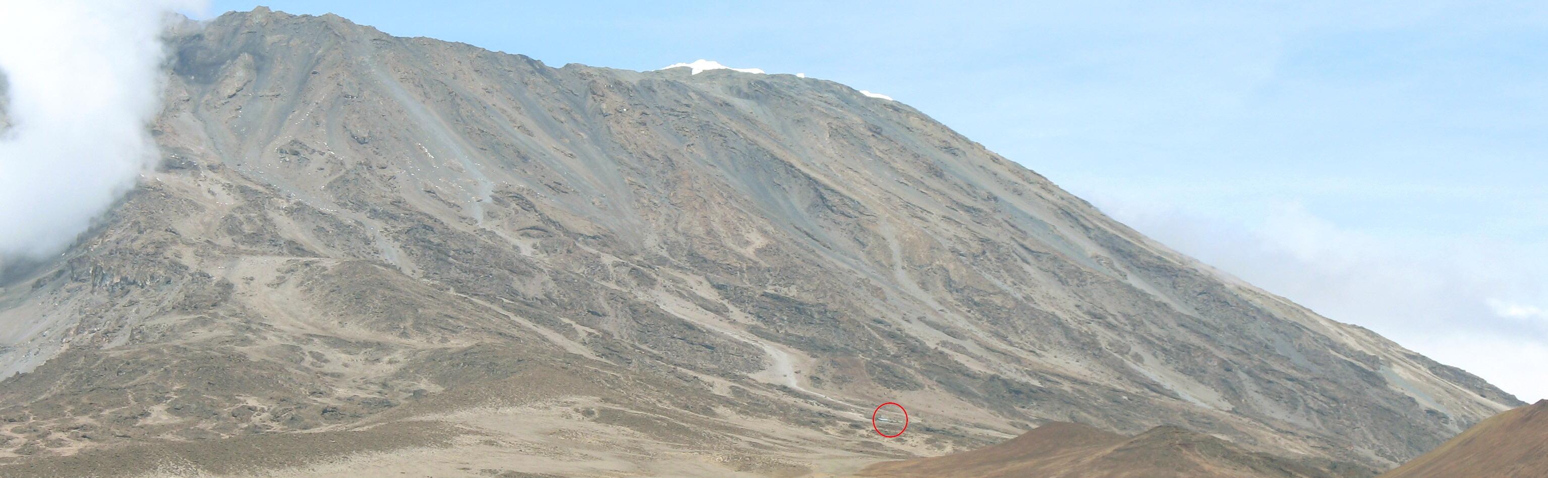 tanzania tansania kilimanjaro marangu route sansibar